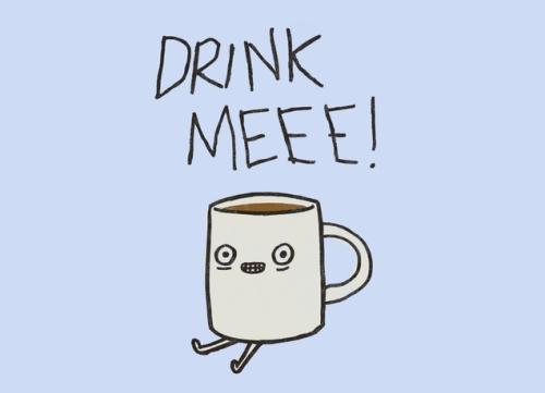 Drink meee! by Phil Jones