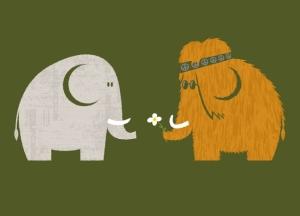 peace love mammouth