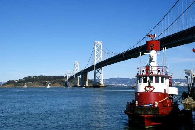 bay bridge embarcadero