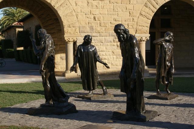 Stanford U Rodin